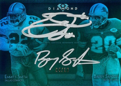 2015 Topps Diamond Football Cards 26