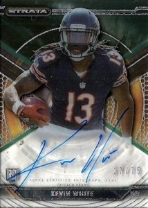2015 Topps Strata Football Cards - Review Added 29