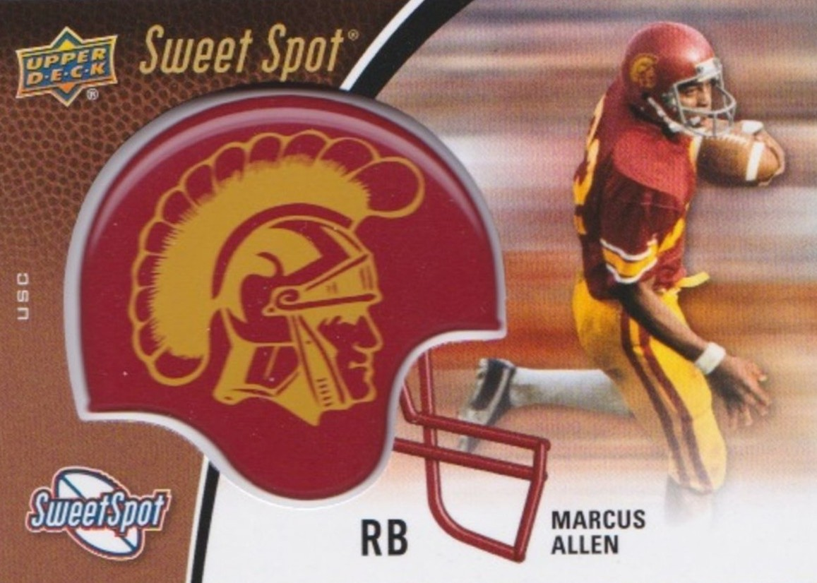 Top 10 Marcus Allen Football Cards 1