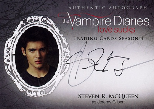 2016 Cryptozoic Vampire Diaries Season 4 Trading Cards 27