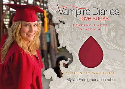 2016 Cryptozoic Vampire Diaries Season 4 Trading Cards 5