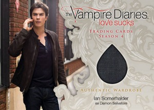 2016 Cryptozoic Vampire Diaries Season 4 Checklist, Boxes
