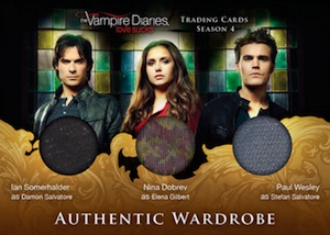 2016 Cryptozoic Vampire Diaries Season 4 Trading Cards 34