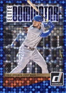2016 Donruss Baseball Cards 33