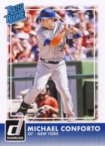 2016 Donruss Baseball Cards 25