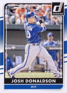 2016 Donruss Baseball Variations Guide 2