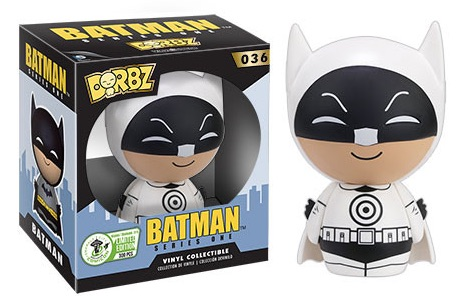 2016 Funko Emerald City Comicon Exclusives Dorbz DC Batman Bullseye Suit