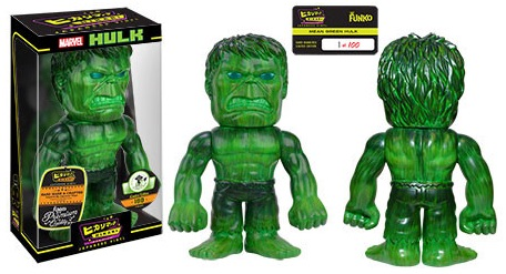 2016 Funko Emerald City Comicon Exclusives Hikari Marvel Mean Green Hulk