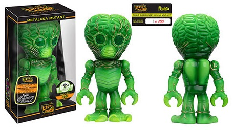 2016 Funko Emerald City Comicon Exclusives Hikari Universal Monsters Toxic Green Metaluna Mutant
