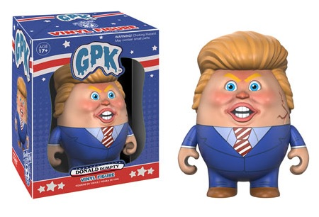2016 Funko Garbage Pail Kids GPK Donald Trump Dumpty Funko Pop Vote