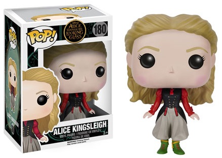 2016 Funko Pop Alice Through the Looking Glass Vinyl Figures 180 Alice Kingsleigh