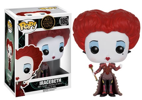 2016 Funko Pop Alice Through the Looking Glass Vinyl Figures 185 Iracebeth