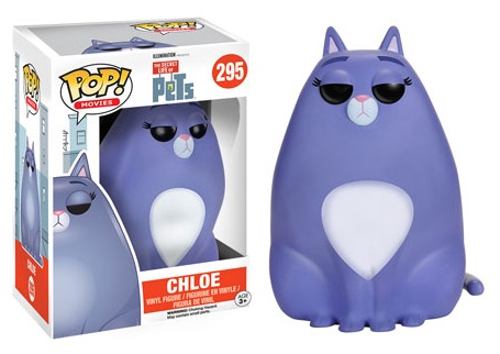 Funko Pop Secret Life of Pets Vinyl Figures 7