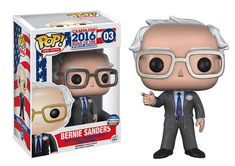 2016 Funko Pop Vote Campaign Vinyl Figures 23