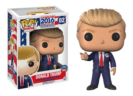 2016 Funko Pop Vote Campaign Vinyl Figures 22
