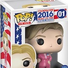 2016 Funko Pop Vote Campaign Figures Guide
