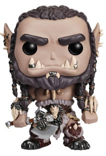2016 Funko Pop Warcraft Movie Vinyl Figures 2