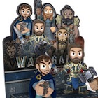 2016 Funko Warcraft Movie Mystery Minis