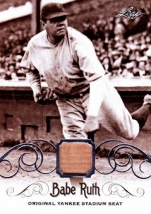 2016 Leaf Babe Ruth Collection Baseball Cards - Available now 27