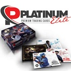 2016 Onyx Authenticated Platinum Elite Baseball Cards