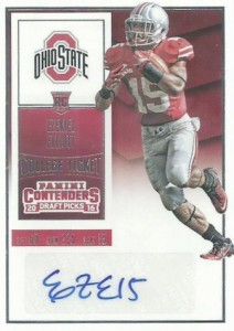 2016 Panini Contenders Draft Picks Football Variations Checklist & Gallery 10