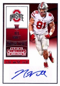 2016 Panini Contenders Draft Picks Football Variations Checklist & Gallery 46
