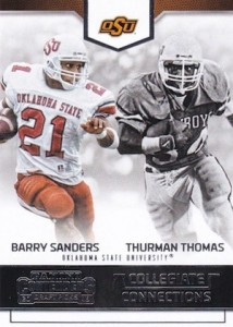 2016 Panini Contenders Draft Picks Football Collegiate Connections