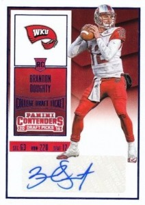 2016 Panini Contenders Draft Picks Football Variations Checklist & Gallery 51