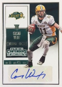 2016 Panini Contenders Draft Picks Football Variations Checklist & Gallery 43