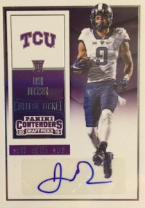 2016 Panini Contenders Draft Picks Football Variations Checklist & Gallery 13