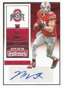 2016 Panini Contenders Draft Picks Football Variations Checklist & Gallery 45