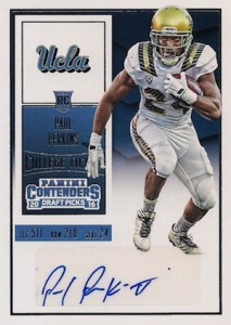 2016 Panini Contenders Draft Picks Football Variations Checklist & Gallery 27