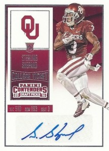 2016 Panini Contenders Draft Picks Football Variations Checklist & Gallery 73