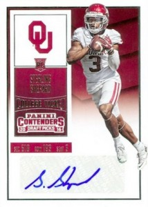 2016 Panini Contenders Draft Picks Football Variations Checklist & Gallery 74