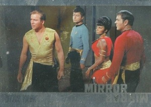 2016 Rittenhouse Star Trek The Original Series 50th Anniversary Trading Cards 33