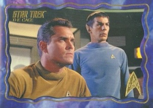 2016 Rittenhouse Star Trek The Original Series 50th Anniversary Trading Cards 34