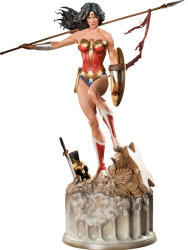 2016 Sideshow Wonder Woman Premium