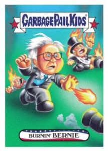 2016 Topps Garbage Pail Kids Presidential Trading Cards - Losers Update 67