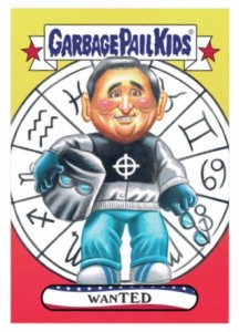 2016 Topps Garbage Pail Kids Presidential Trading Cards - Losers Update 64