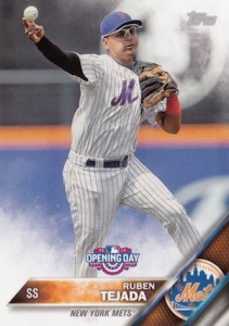 2016 Topps Opening Day Baseball Variations Checklist and Gallery 43