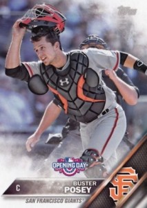2016 Topps Opening Day Baseball Variations Checklist and Gallery 57