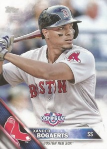 2016 Topps Opening Day Baseball Variations Checklist and Gallery 39