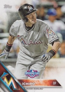 2016 Topps Opening Day Baseball Variations Checklist and Gallery 21