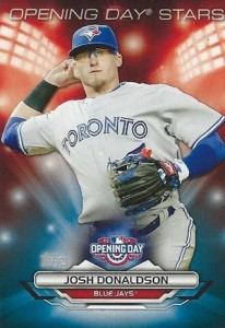 2016 Topps Opening Day Baseball Cards - Out Now 32