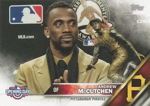 2016 Topps Opening Day Baseball Variations Checklist and Gallery 30