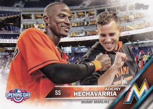 2016 Topps Opening Day Baseball Variations Checklist and Gallery 34