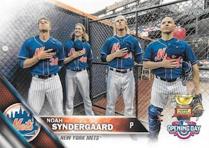 2016 Topps Opening Day Baseball Variations Checklist and Gallery 10