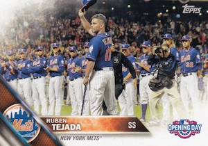 2016 Topps Opening Day Baseball Variations Checklist and Gallery 44