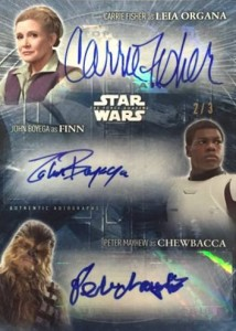 2016 Topps Star Wars: The Force Awakens Series 2 Trading Cards 33