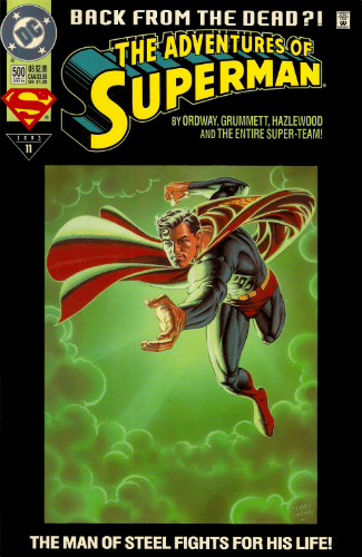 DC Adventures of Superman 500